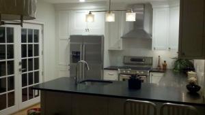 modern kitchen 8 Arapahoe Newton Auburndale MA
