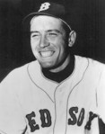 Jimmy Piersall Red Sox I Love Newton Resident