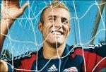 Taylor Twellman Revolution New England Soccer Professional Player Resident of Newton MA